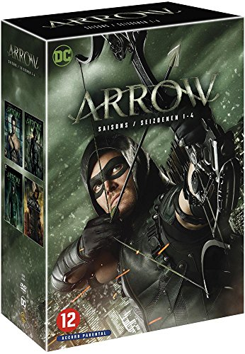 Arrow - Saisons 1 - 4