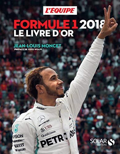 Livre d'or de la formule 1 2018