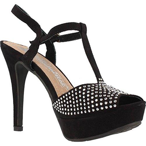 Sandali e infradito per le donne, colore Nero , marca XTI, modello Sandali E Infradito Per Le Donne XTI ELENA3D Nero Nero