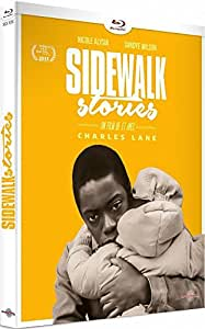 Sidewalk Stories [Blu-ray]
