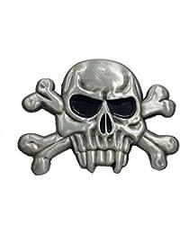 Pin S épinglette Skull Bones Vampire.
