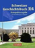 Geschichtsbuch - Schweiz: Kompaktausgabe - Vom Ende des Ersten Weltkrieges bis heute: Schülerbuch