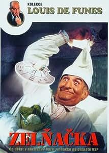 La soupe aux choux Poster Movie Affiche du film Czchecoslovakian 11 x 17 Inches - 28cm x 44cm