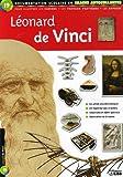 Léonard de Vinci : Documentation scolaire en images autocollantes - Dès 7 ans