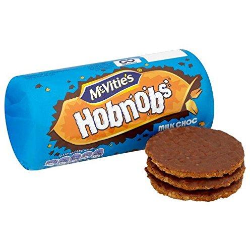 mcvitie' S Milchschokolade Hobnobs 262G von McVitie (6Stück)