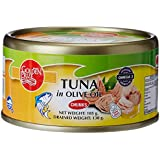 Golden Prize Tuna Chunks in Olive Oil, 185g