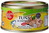 #2: Golden Prize Tuna Chunks in Olive Oil, 185g