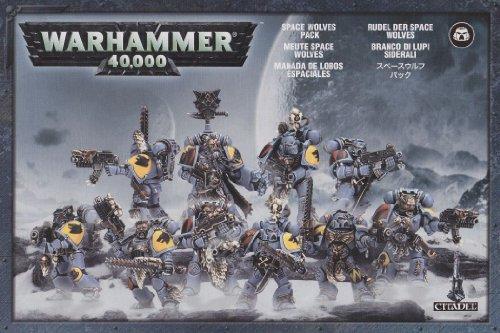 Games Workshop Space Wolf - Space Wolves Pack 2009 - Warhammer 40K