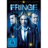 DVD * Fringe - Satffel 4