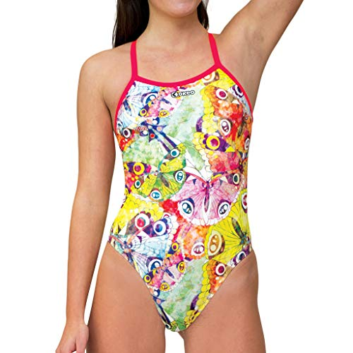 Okeo - Costume Nuoto Donna - Sunflower