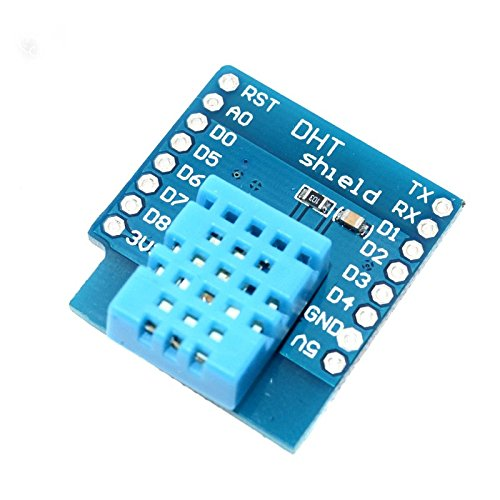 DIY Kits für Arduino, LDTR-WG0087 DHT11 Pro Schild für D1 Mini DHT11 EIN-Bus Digitaler Temperatur- und Feuchtigkeitssensormodulsensor Arduino Zubehör Pro Digital-zubehör-kit