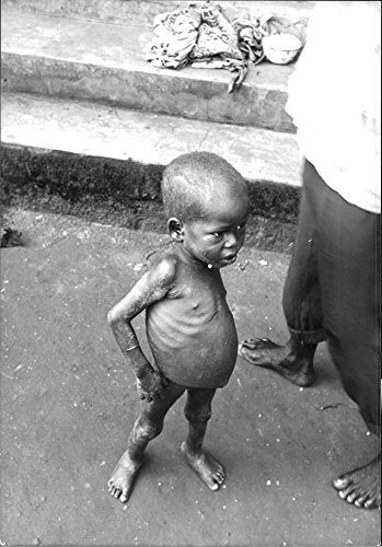 vintage-photo-of-a-starving-children-of-biafra-on-save-the-childrens-notice-poster