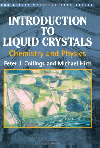 PDF Introduction to Liquid Crystals: Chemistry and Physics (Liquid