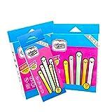 24 Farben dreieckige Kunststoff-Buntstifte, Buntstifte, wasserdichte Kreiden, antihaftbeschichtete Schreibwaren, waschbare lebensmittelechte Materialien