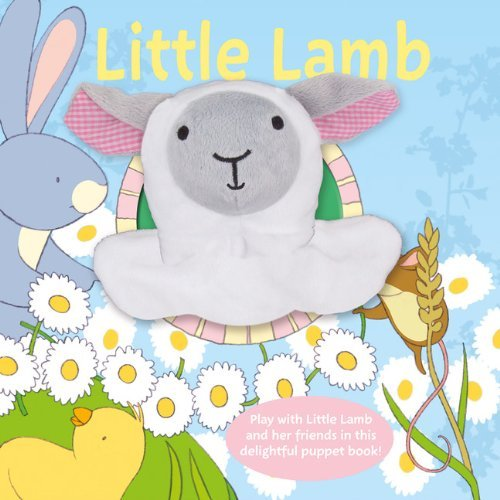 Little Lamb (Snuggle Puppet) by Emma Goldhawk (2014-03-04)