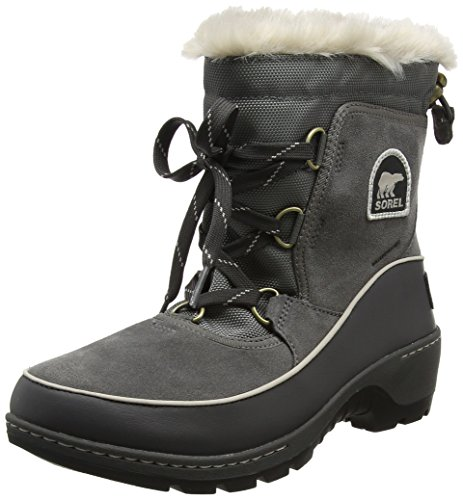 Sorel Torino, Stivali da Neve Donna, Grigio (Quarry, Cloud Grey), 37.5 EU