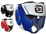 3X Sports Kopfschutz Boxen Kampfsport Boxtraining Kickboxen Sparring Head Guard