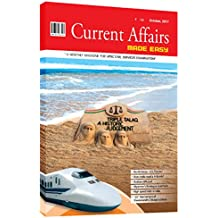 Current Affairs MADE EASY:October, 2017