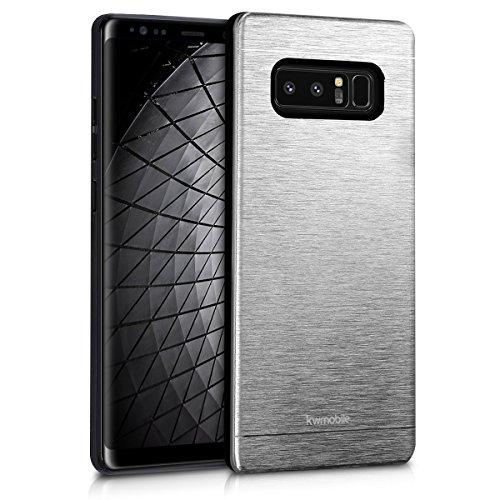 kwmobile Samsung Galaxy Note 8 DUOS Hülle - Aluminium Handy Schutzhülle - Cover Case Handyhülle für Samsung Galaxy Note 8 DUOS
