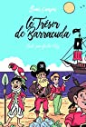 Le trésor de Barracuda par Pitz