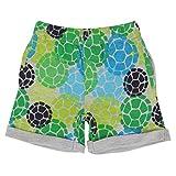 TONYBOY Boys Printed Shorts (Green)