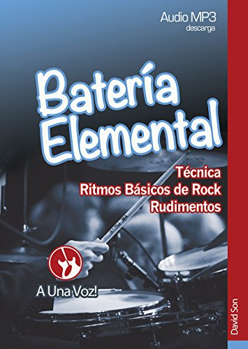 Batería Elemental (Bateria nº 1) eBook: David Son, A Una Voz ...