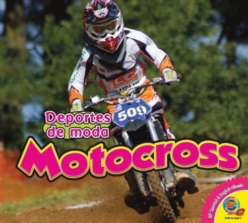 Motocross (Deportes de moda / Cool Sports) por Aaron Carr