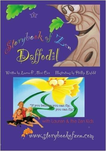 Storybook of Zen - Daffodil Vol.1[NON-US FORMAT, PAL] by Lauren Cox & the Zen Kids Zen-video-format