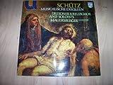 6580 039 Schutz Musicalische Exequien Mauersberger LP