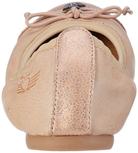 Fritzi aus Preussen Fashion Ballerinas 01, Ballerines femme Beige
