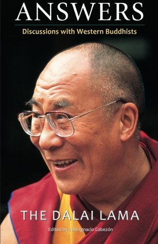 Answers: Discussions with Western Buddhists by Dalai Lama XIV (12-Dec-2001) Paperback
