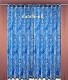 Vorhang Schlaufenschal Disney Die Eiskönigin 75 cm H x L 267 cm, CURTAIN