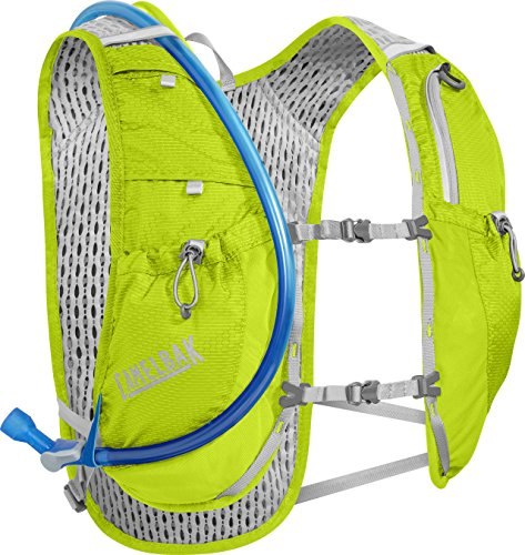 CamelBak Circuit Trinkweste, 1.5 Lime Punch/Silver