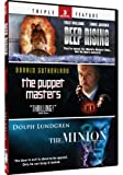 Deep Rising & The Puppet Masters & The Minion [DVD] [Region 1] [NTSC] [US Import]