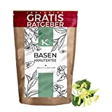 Basentee 100g basischer Tee Entschlackungstee Ausgleich des Säure Basen Haushalts - reinigender Kräutertee - basische Ernährung - natürlicher Genuss