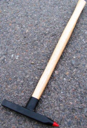 Fliesenhammer Fliesen-Hammer Fliese HM-Spitze Fliesenleger v. RUTHE Hause PICARD