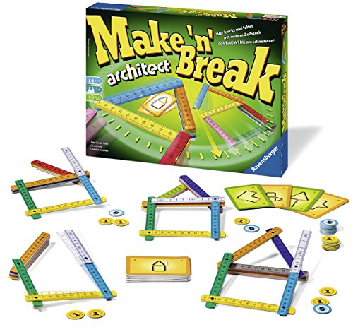 Ravensburger – Make 'n' Break Architect - 2