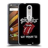 Offizielle The Rolling Stones Tour US 78 Kunst Soft Gel