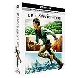 Le Labyrinthe : La Trilogie [4K Ultra HD + Blu-ray + Digital HD]