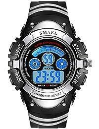 Beydodo Reloj Despertador Reloj Deportivo Relojes Electronicos Relojes Niña Reloj Impermeable Reloj Hombre Luminoso Relojes Niños