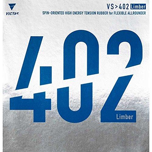 VICTAS Belag VS 402 Limber, 2,3 mm, rot