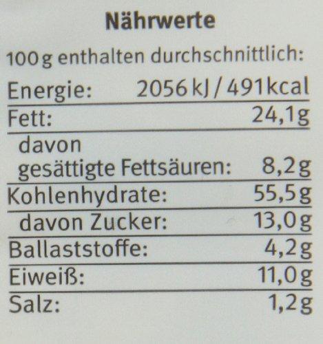 Bauckhof Knusper Frühstück Zartbitter glutenfrei, 300 g
