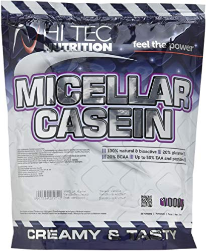 HI-TEC HT Casein Vanilla, 1 kg -