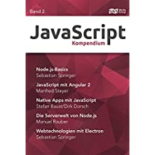 JavaScript Kompendium Bd. 2