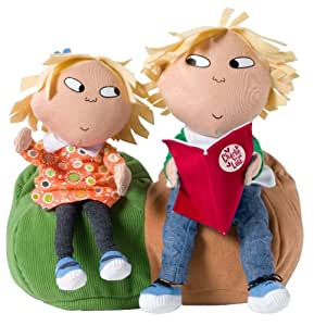 Chattering Charlie and Lola