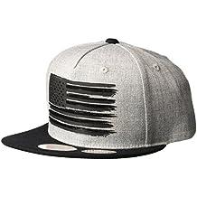 WITHMOONS Gorras de béisbol Gorra de Trucker Sombrero de Baseball Cap Star  and Stripes American Flag 93a40718fb6