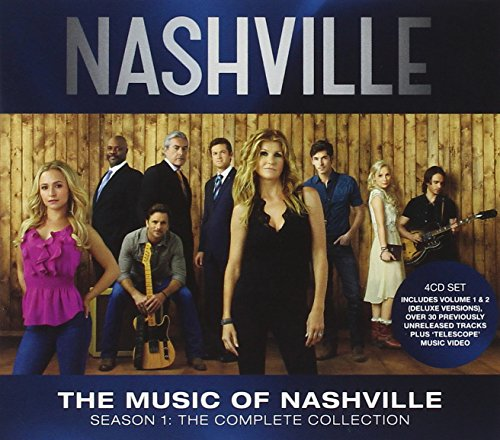 Music of Nashville Season One: The Complete Collection Test