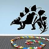 guijiumai Stegosaurus Dinosaurios Etiqueta de La Pared Arte Vinilo Calcomanía para La...
