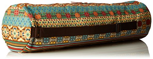 High-quality-canvas-canvas-Yoga-Bag-Sunita-by-Doyour-Beautifully-Crafted-for-Extra-Wide-Yoga-Mat-and-Gym-Mat-up-to-a-height-of-186-x-63-x-06-cm-Various-Premium-Designs-Available