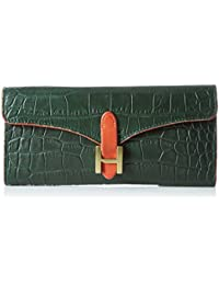 Hidesign Women's Wallet (Emerald)